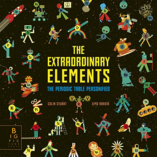 The Extraordinary Elements By Ximo Abadia