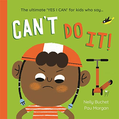 Can't Do It By Nelly Buchet