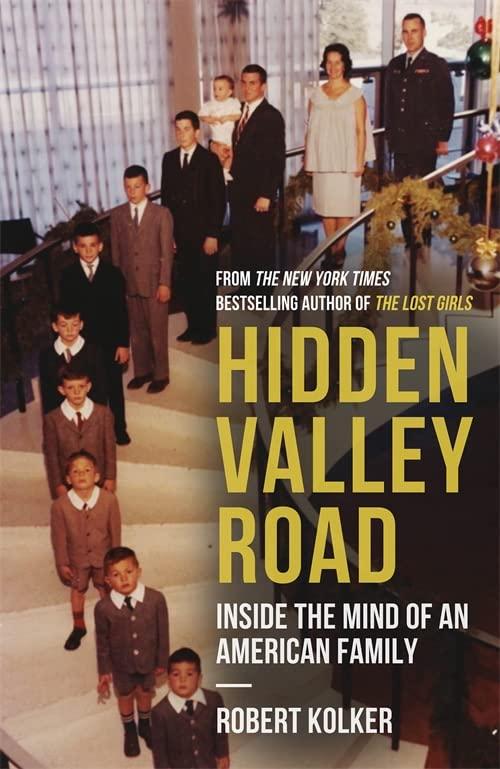 Hidden Valley Road von Robert Kolker