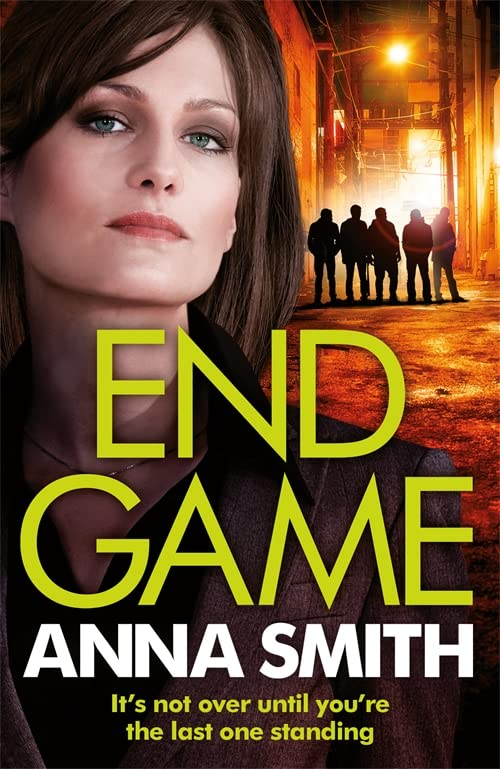 End Game By Anna Smith