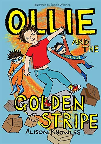 Ollie and the Golden Stripe By Alison Knowles