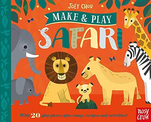 Make and Play: Safari By Joey Chou