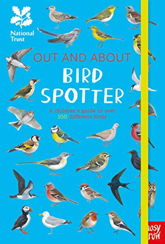 National Trust: Out and About Bird Spotter By Robyn Swift