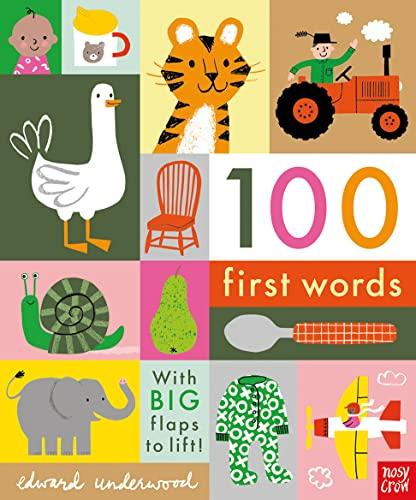 100 First Words By Edward Underwood