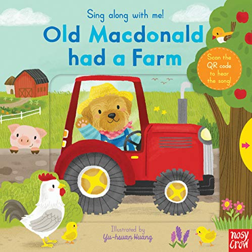 Sing Along With Me! Old Macdonald had a Farm By Yu-hsuan Huang