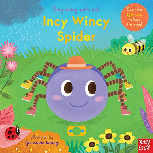 Sing Along With Me! Incy Wincy Spider By Yu-hsuan Huang