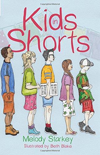 Kids in Shorts By Melody Starkey