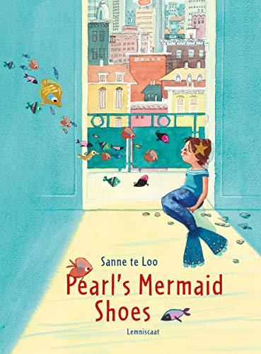 Pearl's Mermaid Shoes By Sanne Te Loo