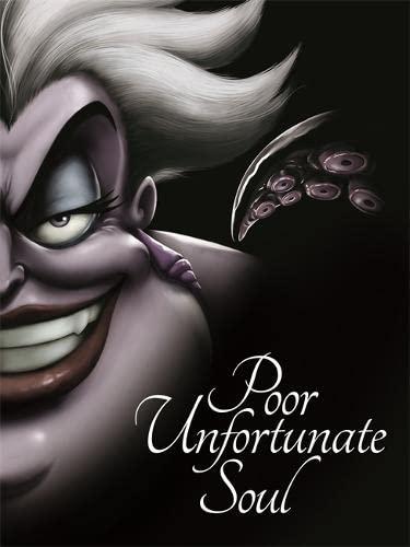 LITTLE MERMAID: Poor Unfortunate Soul By autumn (AUU29)