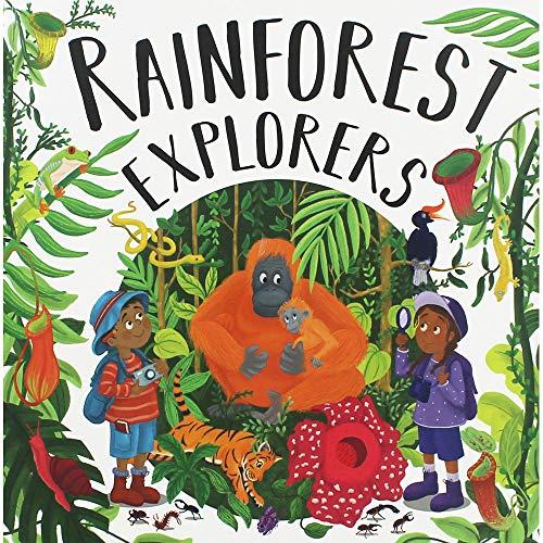 Rainforest Explorers Amazing Journeys (Morrisons)