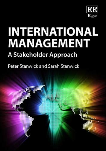 International Management By Peter Stanwick