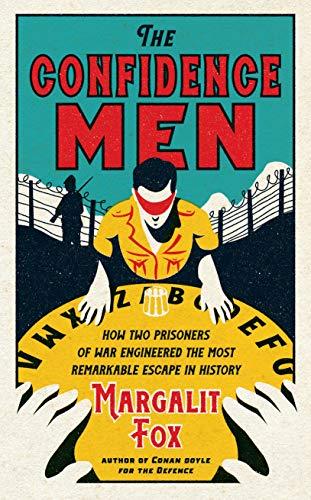 The Confidence Men By Margalit Fox