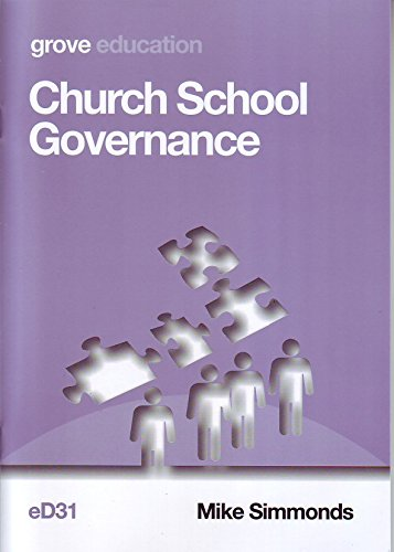Church School Governance By Mike Simmonds