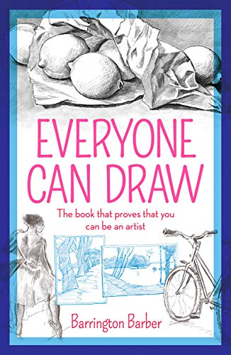 Everyone Can Draw By Barrington Barber