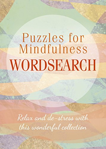 Puzzles for Mindfulness Wordsearch By Arcturus Publishing