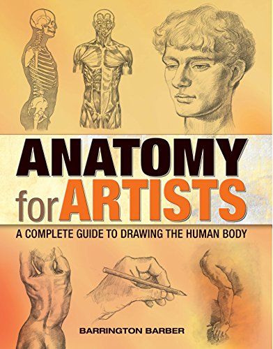 Anatomy for Artists By Barrington Barber