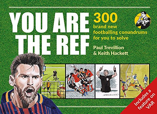 You Are The Ref 2019 By Illustrated by Paul Trevillion