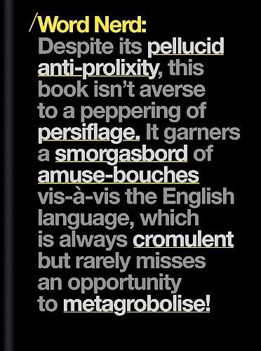 Word Nerd By Michael Powell
