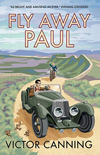 Fly Away Paul By Victor Canning