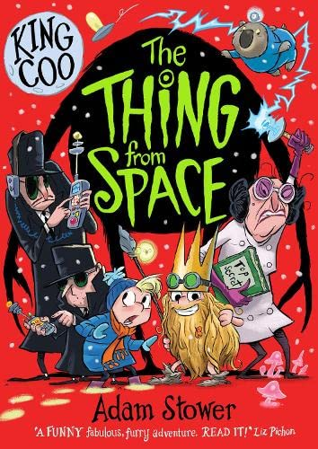 King Coo - The Thing From Space By Adam Stower