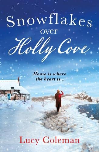 Snowflakes Over Holly Cove By Lucy Coleman