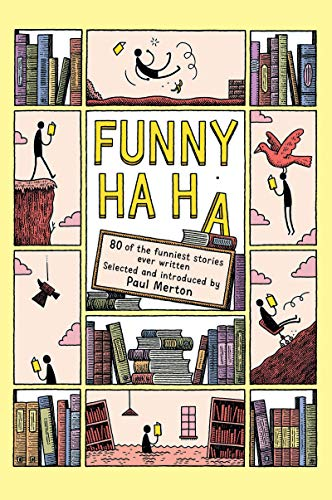 Funny Ha, Ha By Edited by Paul Merton