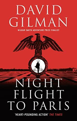 Night Flight to Paris By David Gilman