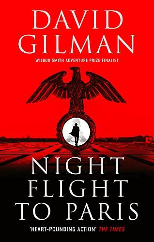 Night Flight to Paris By David Gilman