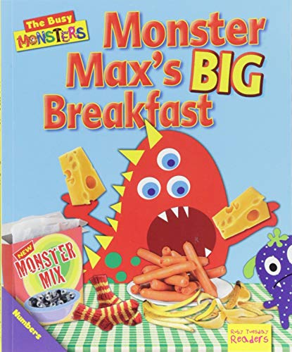 Monster Max's BIG Breakfast By Dee Reid