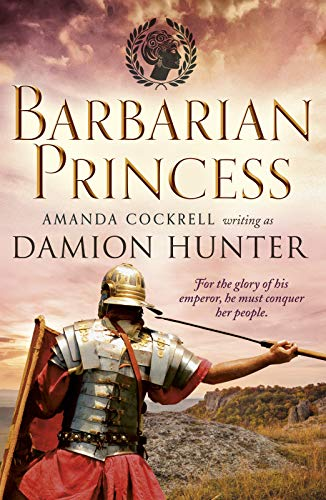 Barbarian Princess By Damion Hunter