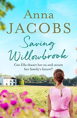 Saving Willowbrook By Anna Jacobs