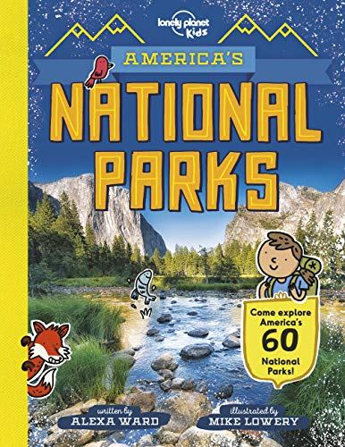 America's National Parks By Lonely Planet Kids