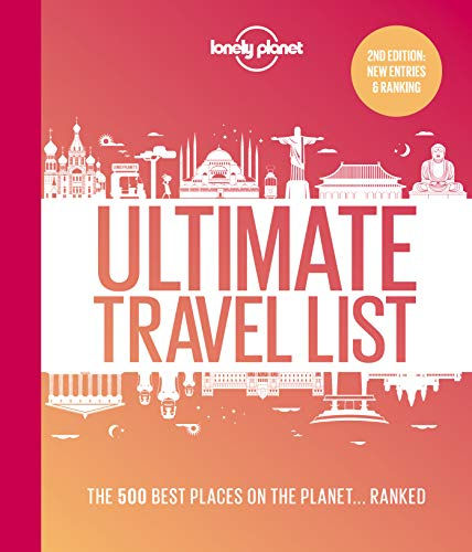 Lonely Planet's Ultimate Travel List 2 By Lonely Planet