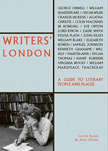 Writers' London By Carrie Kania