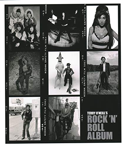 Terry O'Neill's Rock 'n' Roll Album By Terry O'Neill