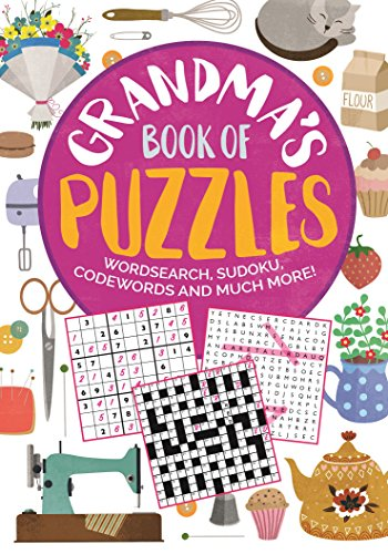 Grandma's Book of Puzzles By Eric Saunders