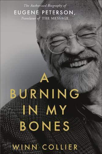 A Burning in My Bones von Winn Collier