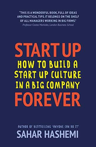 Start Up Forever By Sahar Hashemi
