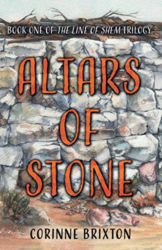 Altars of Stone By Corinne Brixton