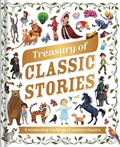 Treasury of Classic Stories By Igloo Books