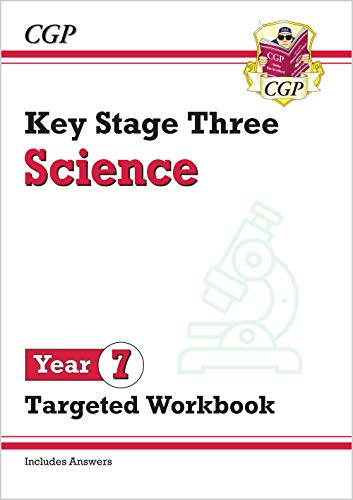 KS3 Science Year 7 Targeted Workbook (with answers) By CGP Books
