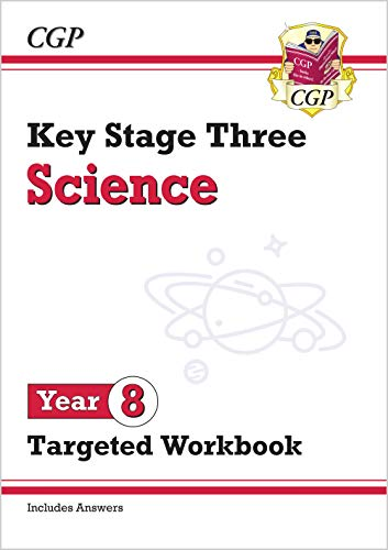 KS3 Science Year 8 Targeted Workbook (with answers) By CGP Books