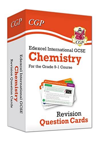 New Grade 9-1 Edexcel International GCSE Chemistry: Revision Question Cards von CGP Books