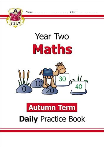 New KS1 Maths Daily Practice Book: Year 2 - Autumn Term von CGP Books