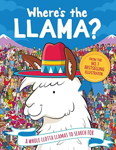 Where's the Llama? By Paul Moran