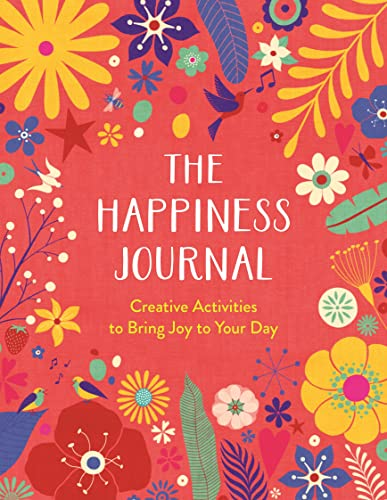The Happiness Journal By Carole Henaff