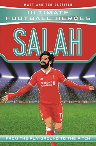 Salah (Ultimate Football Heroes)  - Collect Them All! By Matt Oldfield