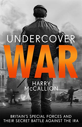 Undercover War By Harry McCallion