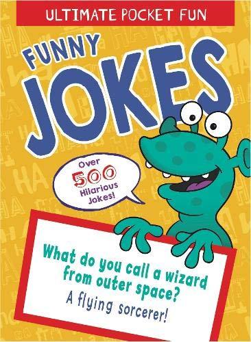 Ultimate Pocket Fun: Funny Jokes By Matthew Scott