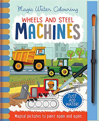 Wheels and Steel - Machines By Jenny Copper